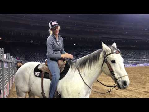 A day in the life of Carley Richardson HLSR 2017