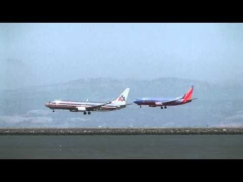 Parallel Landing SFO