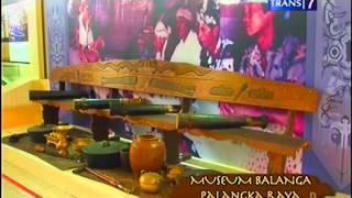 Mister Tukul Jalan - Jalan Eps Legenda Kalimantan Tengah Part 1 ( 17 Februari 2013 ) Terbaru