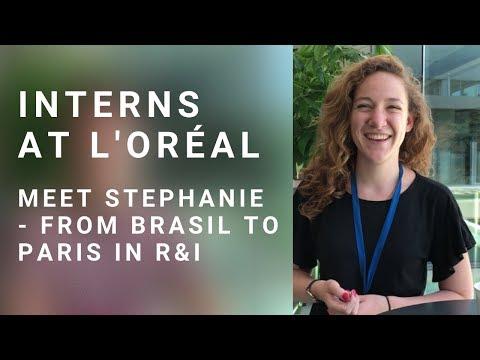 Meet Stephanie - Intern, R&I
