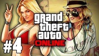 GTA V ONLINE | Let's Play en Español | Capitulo 4