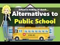 Alternatives to Public School You Probably Haven't Heard of (and that are legal!)