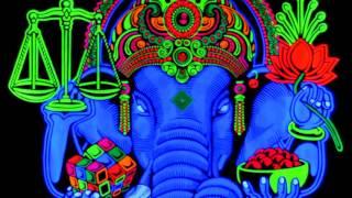 Флуоресцентное световое панно Ганеша(Ганеша - это индийский бог Изобилия с головой слона. Он считается покровителем бизнеса, богом богатства,..., 2015-12-17T09:33:37.000Z)