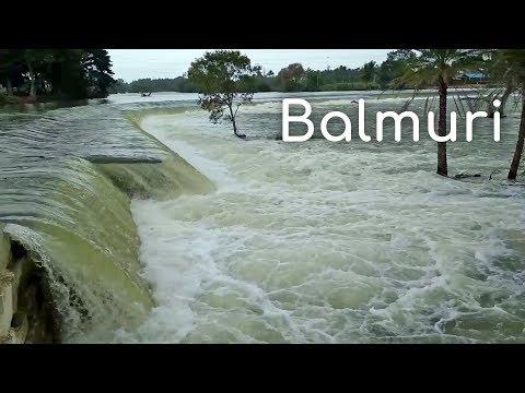 Balmuri Falls near Mysore    Balamuri on Kaveri river, Srirangapattana taluk, Mandya district