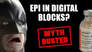 Medical Myths: Epinephrine in Digital Blocks