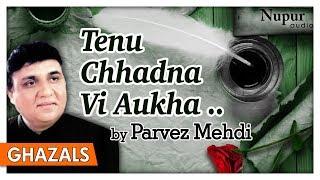 Tenu Chhadna Vi Aukha   Parvez Mehdi   Sad Pakistani Ghazals   Nupur Audio