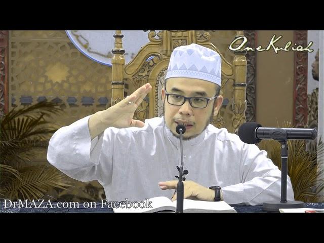 20190403-SS Dato Dr Asri-BM Siri 44_Tidur Dlm Keadaan Berwudhu