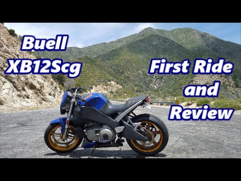 buell xb12 first ride and review | buell lightning | why buy a