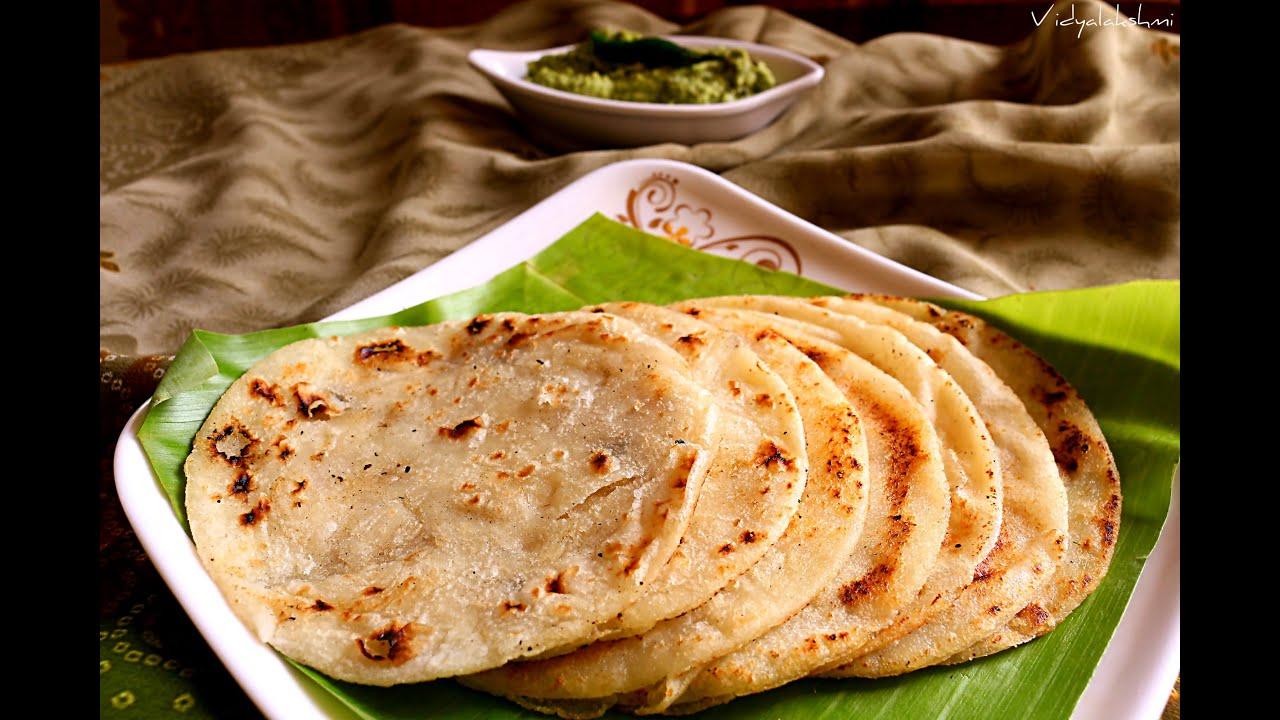 Bombay Rava Roti Fine Semolina Roti Youtube