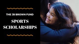 What We Do: Sports Scholarships
