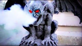 Gothic Fogging Gargoyle | Spirit Halloween