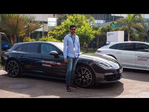 Porsche Panamera 4S & Turbo - Super Saloons | Faisal Khan