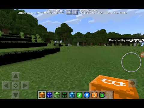 Как скачать мод на Крипто долину на Android Minecraft