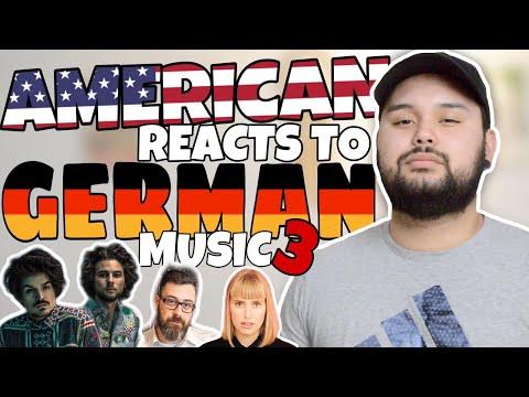 American REACTS  German  3