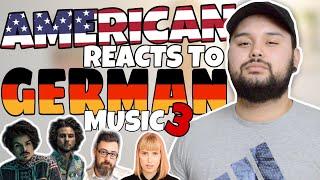 American REACTS // German Music 3