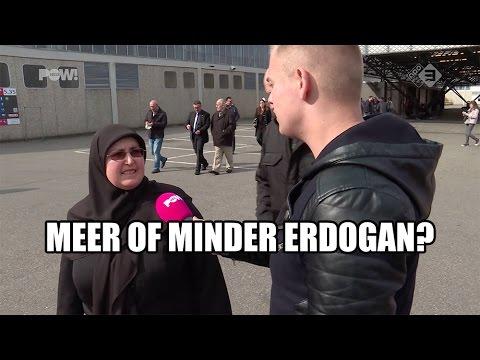 Turken naar de stembus