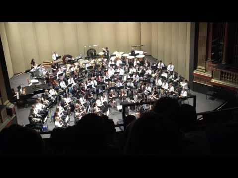 North Carolina All State Middle School Band 2017