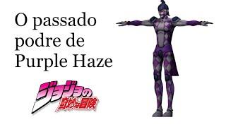 O passado podre de Purple Haze