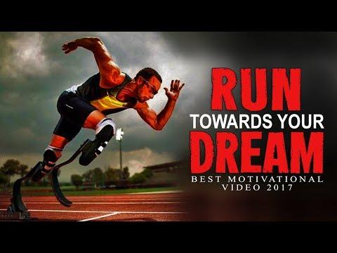 RUN TOWARDS YOUR DREAM – Best of Les Brown – Motivational Speech Video