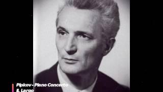 Pipkov Piano Concerto Nikolay Evrov Dobrin Petkov
