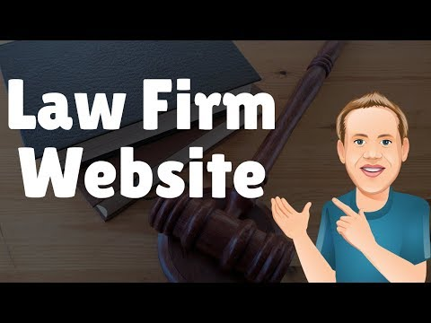 Lawyer Website: Create A Law Firm Website With WordPress