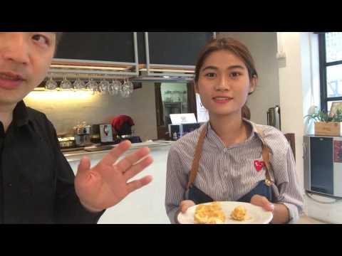 【Breakfast in Thailand】 セクシーうなじエーちゃん