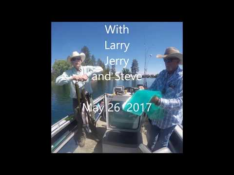 Trout Fishing in Lassen County 5 26 17