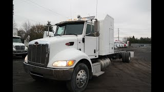 PETERBILT 337  2010 CAMION A VENDRE FOR SALE UNITE # 5182