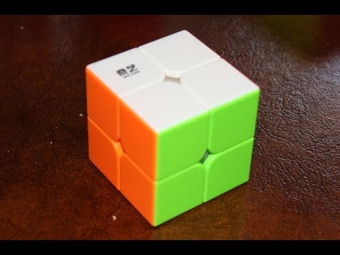 2x2 Rubik's Cube Solve