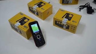 ALOFONE.VN - BAVAPEN B11 Điện thoại phân khúc giá rẻ đang được ưa chuộng