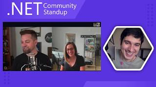 Xamarin: .NET Community Standup - June 11th 2020 - Build 2020 Recap + .NET MAUI