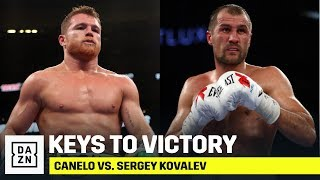 What Canelo & Sergey Kovalev Must Do To Win On November 2