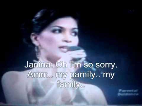 Miss Janina San Miguel-Ms. World 2008