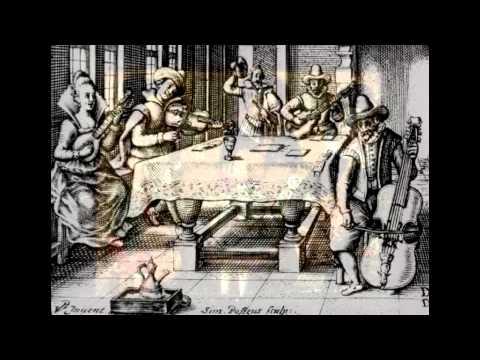 Fantasia 4 à 4 for viol consort by William Byrd