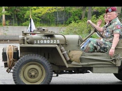 The Mechanical Horse: History of Jeeps  - VintageTV