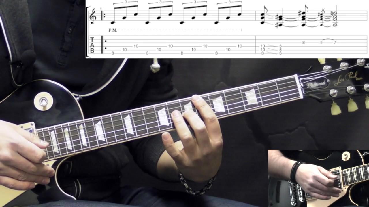 black sabbath hand of doom metal guitar lesson w tabs youtube. Black Bedroom Furniture Sets. Home Design Ideas