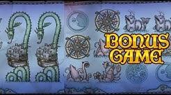 1429 Uncharted Seas Slot Machine Game Bonus & Free Spins - Thunderkick Slots