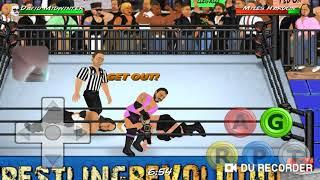 Empezando con todo wrestling revolution #1