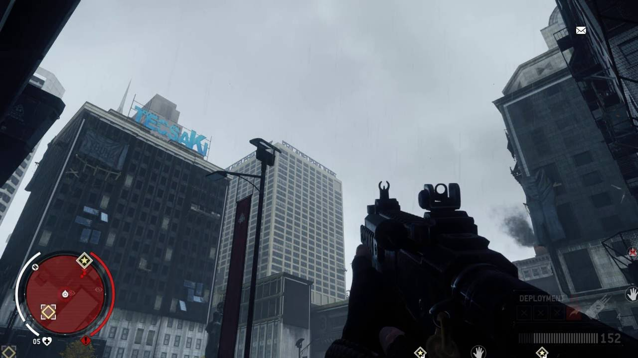 Map Size Homefront: The Revolution? Map: Restricted Zone - Walk ...