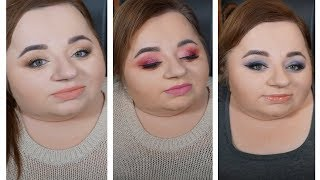 3 makijaże jedną paletą - Misz Masz - Glam Shop