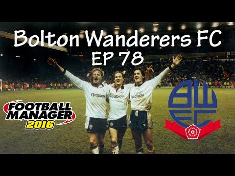 Football Manager 2016 - Bolton Wanderers EP78 Edgar Davids!!