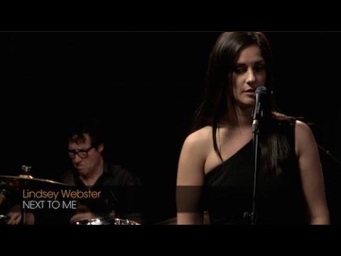 Lindsey Webster: 'Next To Me'
