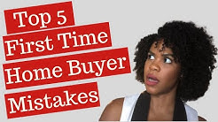 First Time Home Buyer Florida | Home Buying Mistakes