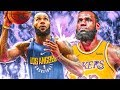 LeBron James - When He's Unstoppable! Layup Machine