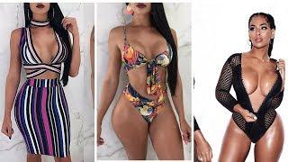 Plus Size Curvy Outfit Ideas -  Gorgeous Fashion Model
