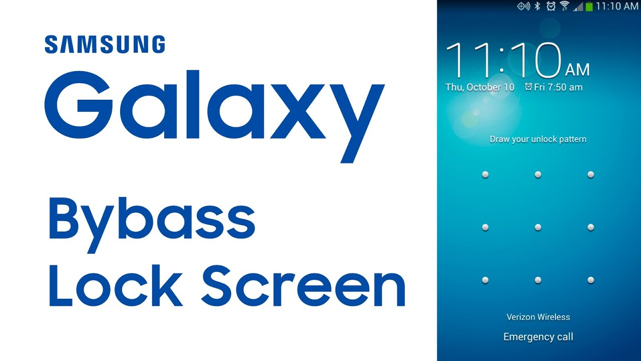 Remove Screen Lock from Android Phone without Data Loss