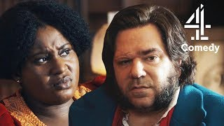Asking Your Crush Out in Front of Her Dad?! | Year of the Rabbit | New Comedy with Matt Berry