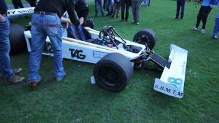 Cosworth DFV Formula One