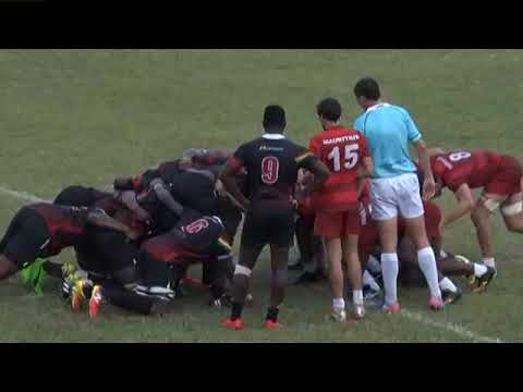 Rugby Africa Bronze Cup 2018 - Ghana vs. Mauritius (Final - 2nd Half Time)