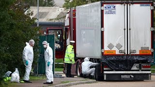China's foreign office comments on 'tragic' Essex lorry deaths